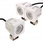 10W Mini Auxiliary LED Work Lights