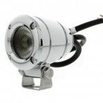 10W Chrome Mini Auxiliary LED Work Lights
