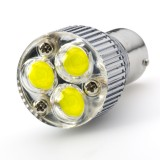 1156-x3X1W: 3 x 1.3 Watt High Power LED 1156 Bulb
