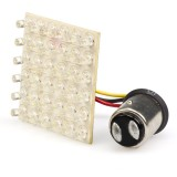 1157-PCB-x36: 1157 LED Bulb - Dual Intensity 36 LED PCB Lamp