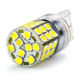 3157-x45-T-CK: 3157 CK LED Bulb - Dual Intensity 45 SMD LED Tower