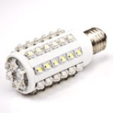 E27-xW54HF-T-DI: T10 LED Bulb, 54 LED