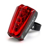SG-BL01: LED Bicycle Tail Light with Laser Light Lane