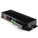 DMX-24CH-LV: DMX-24CH-LV 24 Channel LED DMX Controller/Decoder