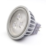 MR16-CW3SMD-30: MR16 Bulb with 3 High Power SMD LEDs