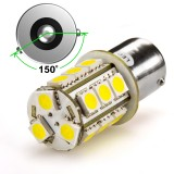 BAU15S-x18-T: 18HP-LED 7507 (PY21W) LED Tower bulb
