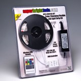 NFLS-RGB150-KIT: NFLS-RGB150-KIT Color Changing Flexible LED Light Strip Kit